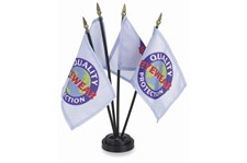 FLA009 - Custom Flag & Pennant for Retail