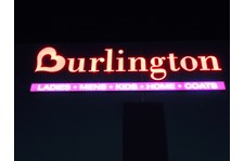 - Image360 - Tucker Burlington Coat Factory Signage Installation