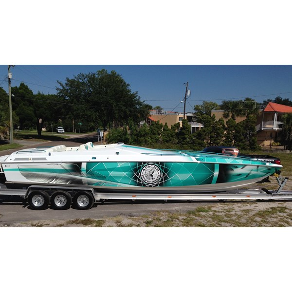 Boat Wrap - Personal Boat