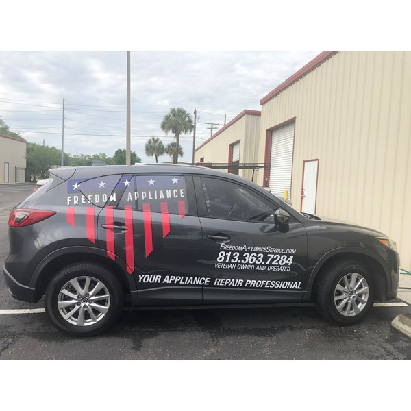 Decals, Wraps & Lettering