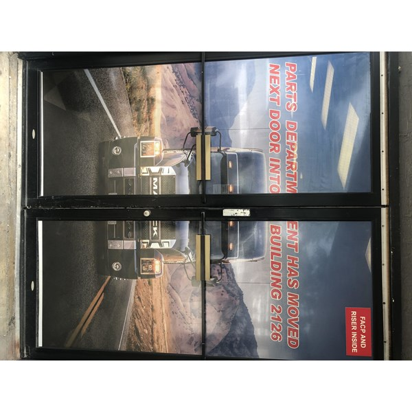 NEXTRAN Truck Centers Door, Window Decals, Signage & Graphics