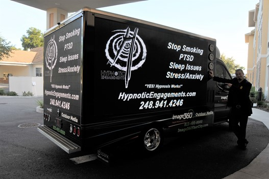 Hypnotic Engagements Mobile Digital Truck Advertising