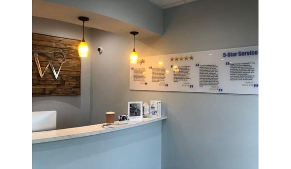 Acrylic Google Review Interior Signage & Indoor Signs Acrylic Signs by Image360 Tampa Ybor City