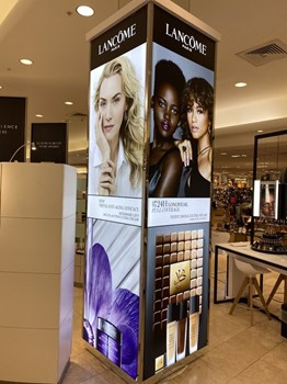 Lancome Attention Retail & Point of Purchase Displays